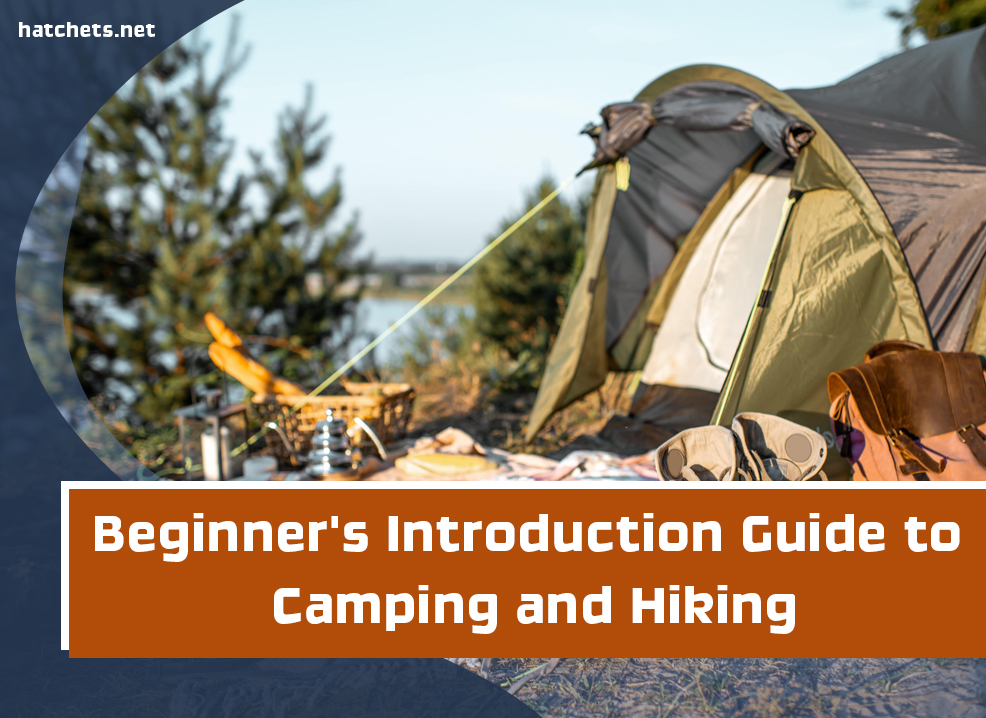 Beginner's Introduction Guide to Camping and Hiking